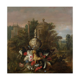Dead Game and Flowers  1708