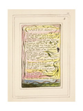 Earth's Answer: Plate 32 from Songs of Innocence and of Experience C1802-08