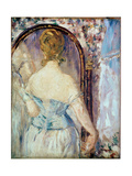 Woman before a Mirror  1876-77
