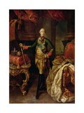 Portrait of Tsar Peter III (1728-62) 1762