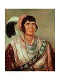 Portrait of Osceola (1804-38)