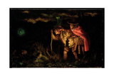 Jack O'Lantern  1872