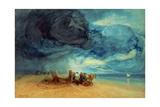 Storm on Yarmouth Beach  1831