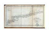 T1608 Map of the Course of the Oroonoko from the Mouth of the Rio Sinaruco to Angostura  from…