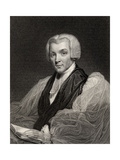 William Howley  Engraved by W Holl  from 'National Portrait Gallery  Volume II'  Published C1835