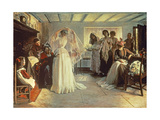 The Wedding Morning  1892