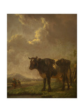 Milkmaid with Cattle
