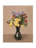 Spring Flowers  1869