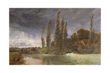 Iffley Mill  1884