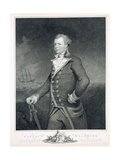 Portrait of Admiral John Macbride (D1800) Engraved by James Fittler (1758-1835) 1792