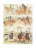 Riding Side-Saddle