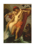 The Fisherman and the Syren: from a Ballad by Goethe  1857