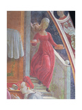 The Birth of the Virgin  Detail of a Servant Girl from the Fresco Cycle the Lives of the Virgin…