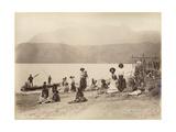 Te Ariki - Lake Tarawera  C1885