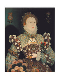 Queen Elizabeth I - the Pelican Portrait  C1574