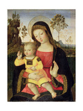 The Virgin and Child  15th Century