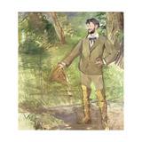 Portrait of Emile-Auguste Carolus-Duran (1838-1917) C1876