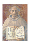 The Blessed Jacopone Da Todi (C1230-1306)