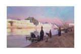 Washerwomen on the Banks of the Nile
