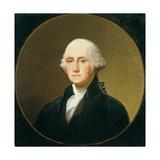 Portrait of George Washington (1732-99)