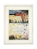 The Clod and the Pebble: Plate 33 from Songs of Innocence and of Experience C1802-08