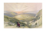 T1215 Site of Cana of Galilee  April 21st 1839  Plate 34 from Volume I of 'The Holy Land' …