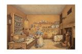 Kitchen at Langton Hall