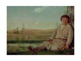 Sleeping Shepherd Boy  1823-26