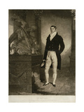 Mr Gully  Engraved by Charles Turner (1774-1857)