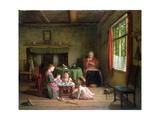 A Tea Party  1862