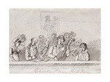 Choristers  St Mary's Church  C1812