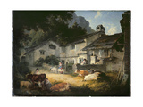 The Painter's Home  Ambleside  1803