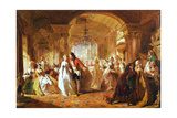 A Ballroom in the Year 1760  1848