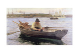The Fisherman  1889