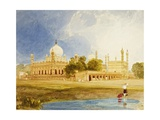 The Palace of the Hyder Ali Khan  Rajah of Mysore  C1825