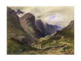 The Pass of Glencoe  1852