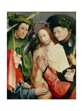 Christ Mocked (The Crowning with Thorns) C1490-1500