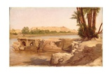 On the Nile  1868