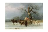 The Skyrack Oak  Leeds  1830