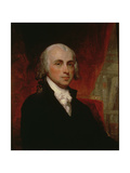 Portrait of James Madison (1751-1836)