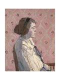 Portrait in Profile: Mary L