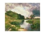 Approaching Storm  Amagansett  1884