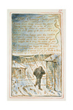 The Chimney Sweeper: Plate 37 from Songs of Innocence and of Experience C1815-26