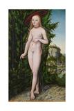 Venus in a Landscape  1529