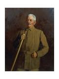Sir Henry Morton Stanley (1840-1904) African Explorer  1890