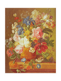 Flowers in a Vase  1789