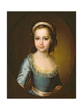 Portrait of Countess Anna Artemyevna Vorontsova (1777-1836) 1780s