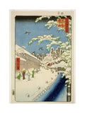 Th Riches 1913 Yabu Street  Atago  Print No112 from the Series '100 Views of Famous Places in…
