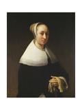 Portrait of a Lady  1653