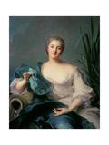 Madame Marie-Henriette Berthelot De Pleneuf